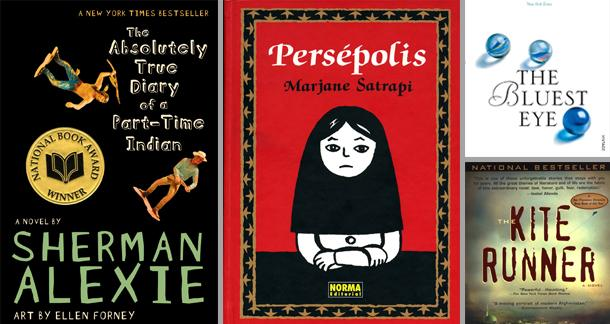 2014's Most Frequently Challenged Books