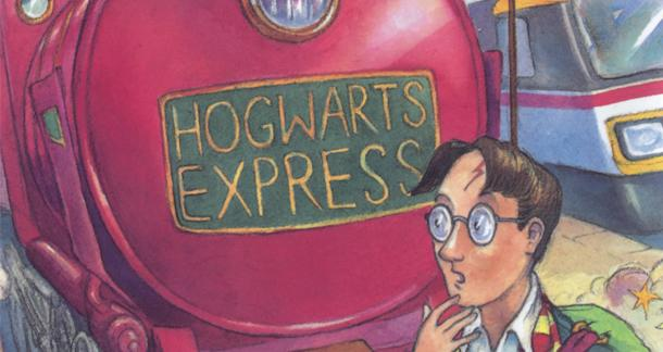 Illustrated Harry Potter Series to be Released in UK