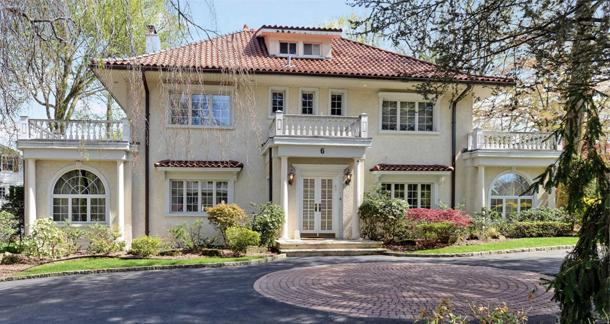 F. Scott Fitzgerald's Great Gatsby Home for Sale