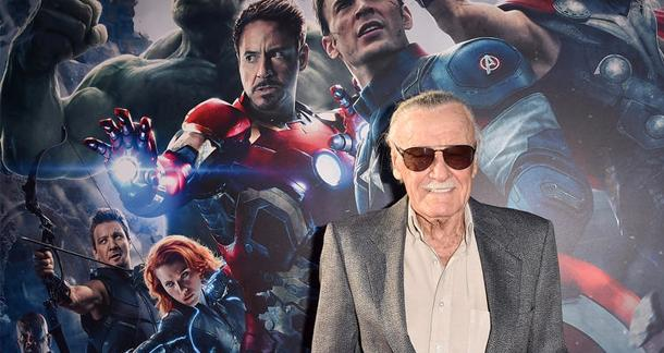 Stan Lee to Publish Graphic Novel Memoir
