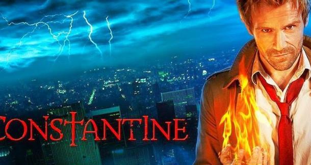 Constantine's Magic Runs Dry, Show Canceled