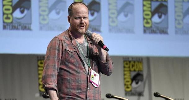 Joss Whedon at SDCC