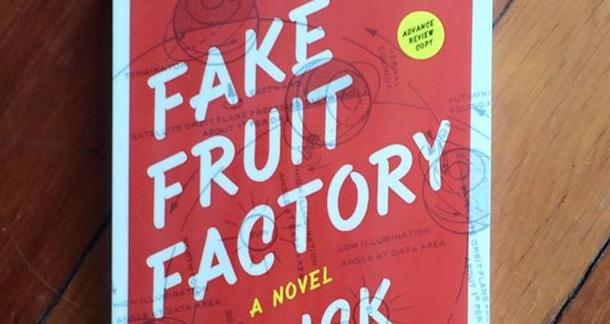 Explosive New Book Trailer for Patrick Wensink's 'Fake Fruit Factory'