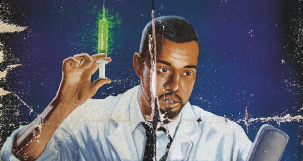 Kanye West—Reanimator by Joshua Chaplinsky