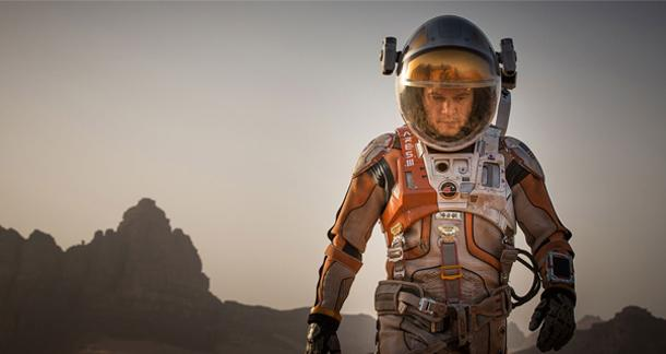 New 'Martian' Trailer Hits the Web