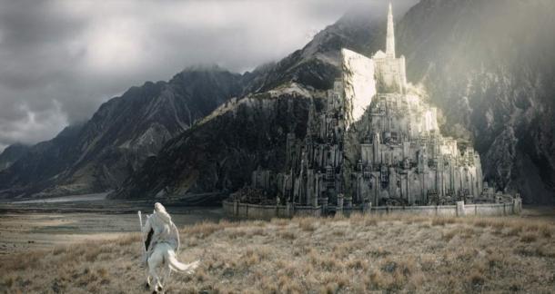 Architects Crowdfund to Bring Minas Tirith to Life