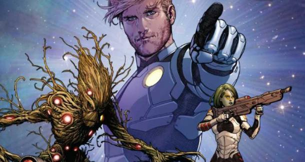 Marvel Announces 'Guardians of Infinity' Series