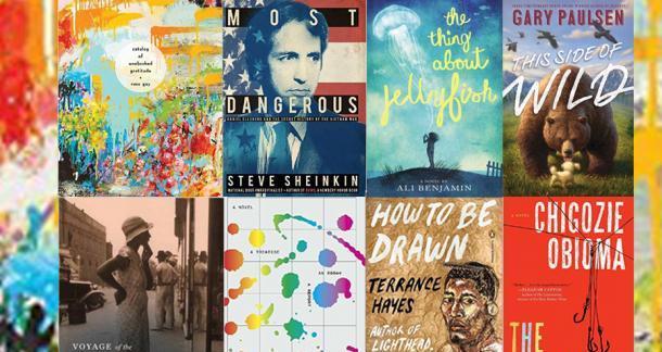 Major Fall Book Awards Season is A Go