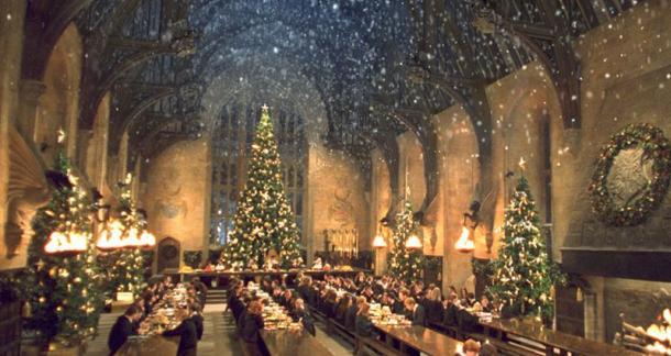 Warner Bros. to Hold Christmas Dinner at Hogwarts