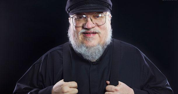 George R.R. Martin Remembers His First Book