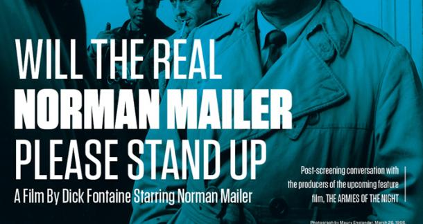 No Filter Screening Series Brings Mailer Doc To Williamsburg