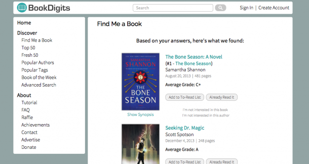 BookDigits Raffles off Awesome Prizes to Readers
