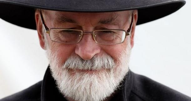 Fans Petition for Terry Pratchett Statue