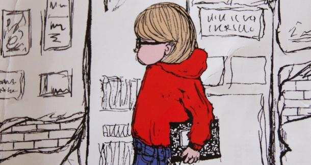 'Harriet the Spy' Home for Sale