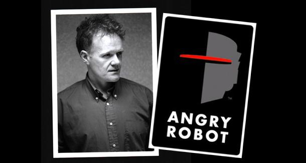 EXCLUSIVE: Jeff Noon Signs with Angry Robot for Two Book Deal
