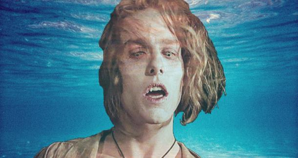 Anne Rice's Lestat Visits Atlantis