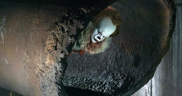 Float On: New Trailer for 'It' Released