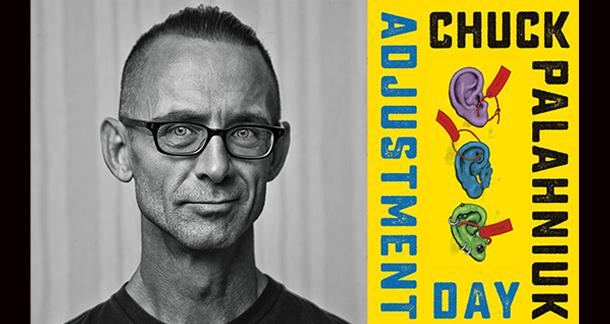 Image result for adjustment day palahniuk