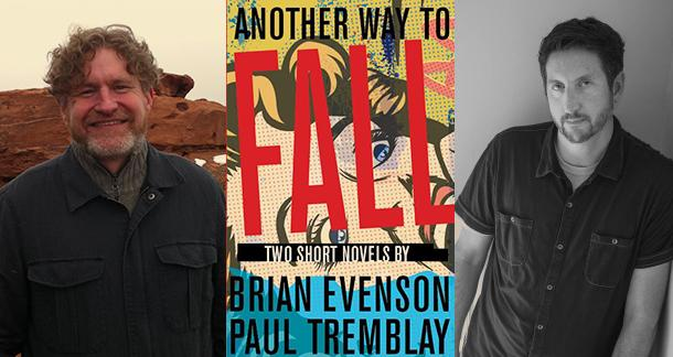 'Another Way To Fall' by Brian Evenson and Paul Tremblay
