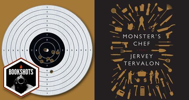 Bookshots: 'Monster's Chef' by Jervey Tervalon