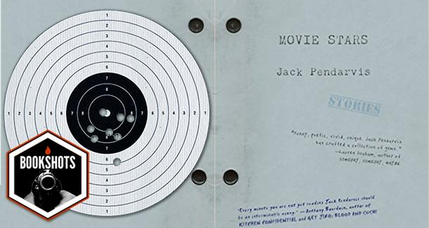 Bookshots: 'Movie Stars' by Jack Pendarvis