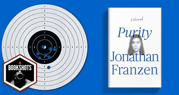 Bookshots: 'Purity' by Jonathan Franzen