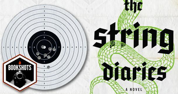 Bookshots: 'The String Diaries' by Stephen Lloyd Jones