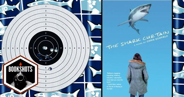 Bookshots: 'The Shark Curtain' by Chris Scofield