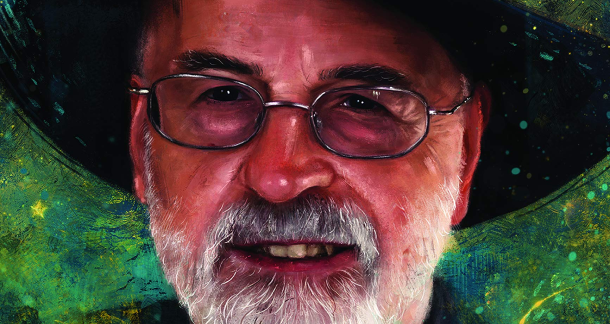 The Magic of Terry Pratchett by Marc Burrows