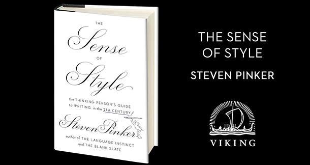 Making Sense of Brainiac Steven Pinker's New Book on Writing