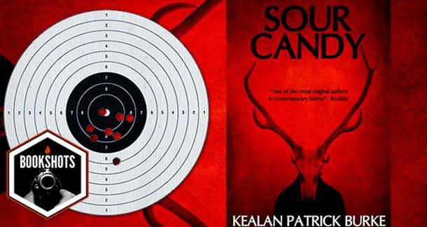 Bookshots: 'Sour Candy' by Kealan Patrick Burke
