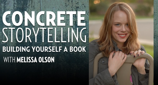 Concrete Storytelling with Melissa Olson
