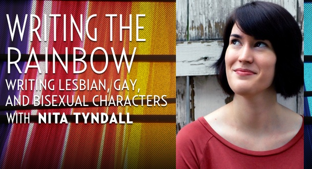 Writing the Rainbow with Nita Tyndall