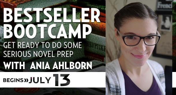 Bestseller Bootcamp with Ania Ahlborn