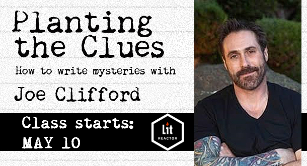 Planting the Clues with Joe Clifford