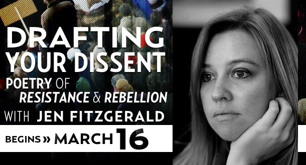 Drafting Your Dissent with Jen Fitzgerald