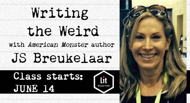 Writing the Weird with JS Breukelaar