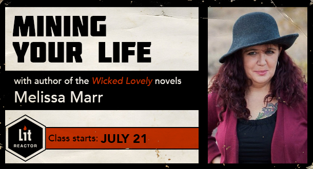 Mining Your Life with Melissa Marr