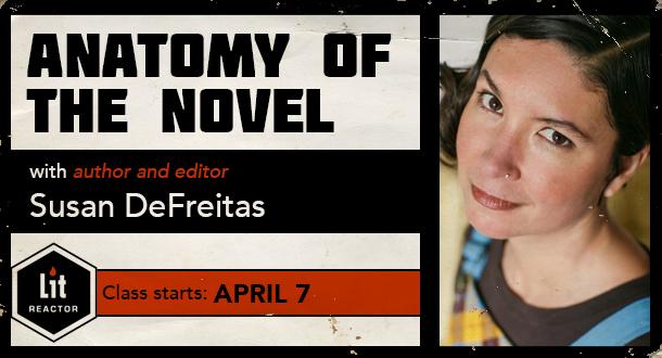 Anatomy of the Novel with Susan DeFreitas
