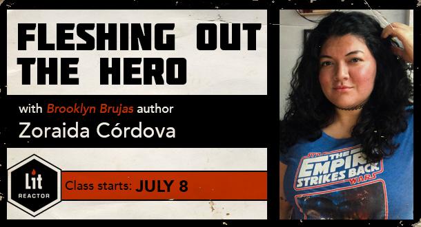 Fleshing Out the Hero with Zoraida Córdova