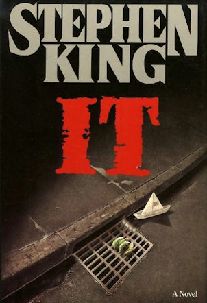Image result for it book cover