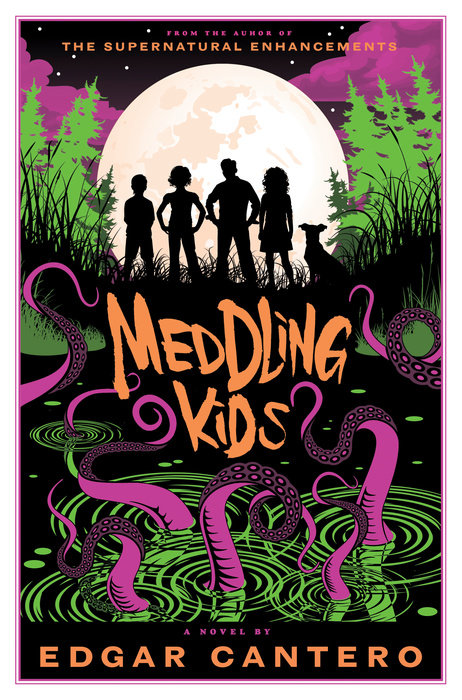 Meddling Kids Book Cover : The most anticipated horror books of litreactor