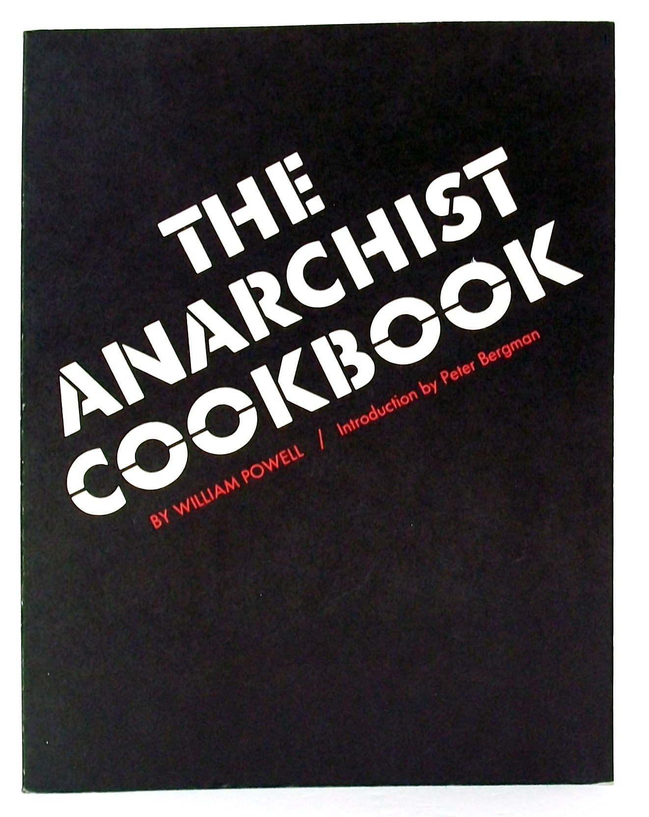 Anarchy Cook Book Free Download