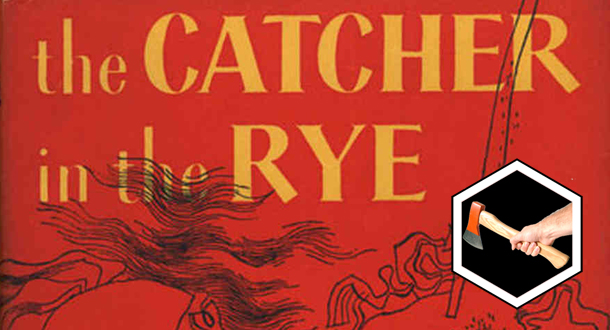imagery in catcher in the rye