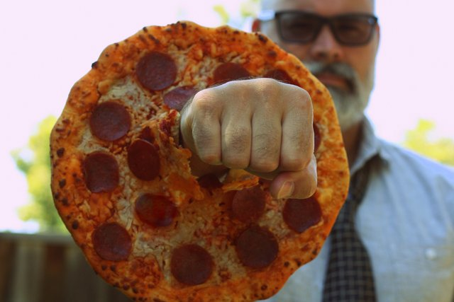 Tales From the Crust: Pizza My Skull