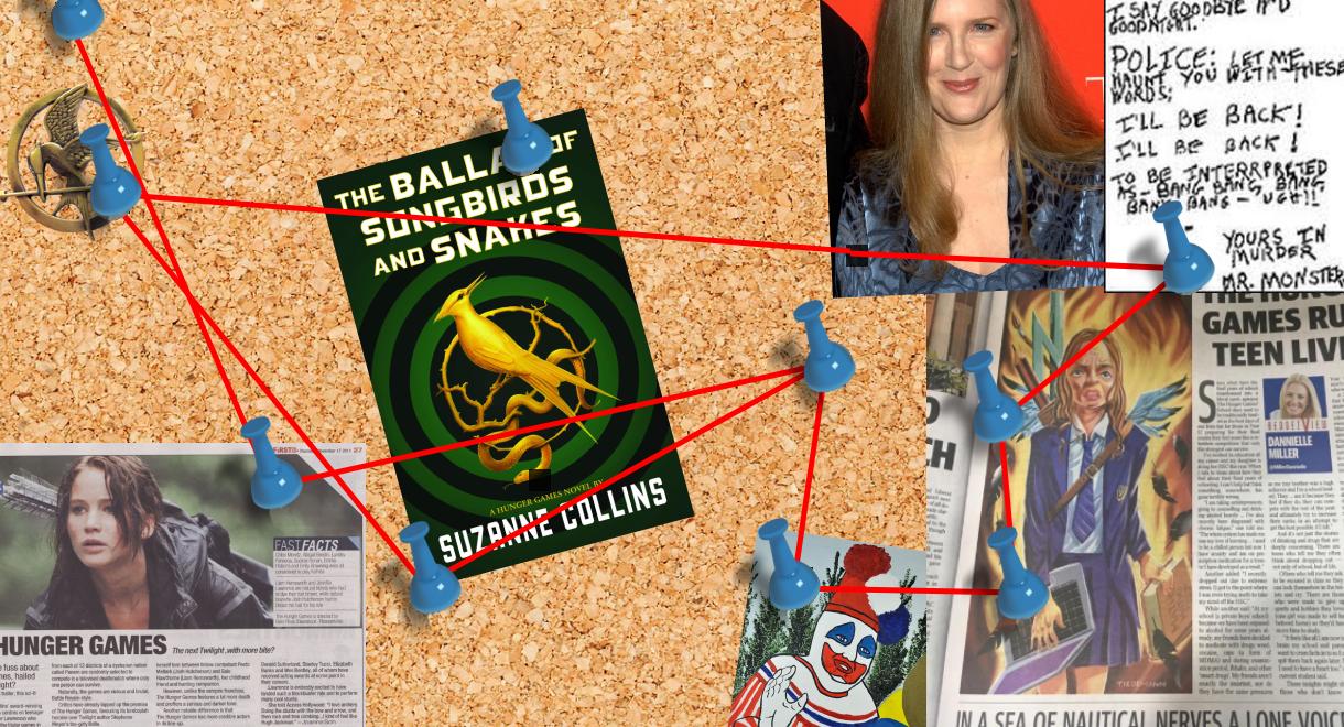 Wild Speculation Regarding The New Hunger Games Book Litreactor