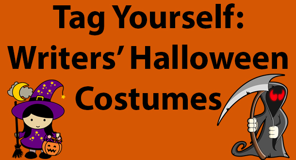 Tag Yourself: Writers' Halloween Costumes