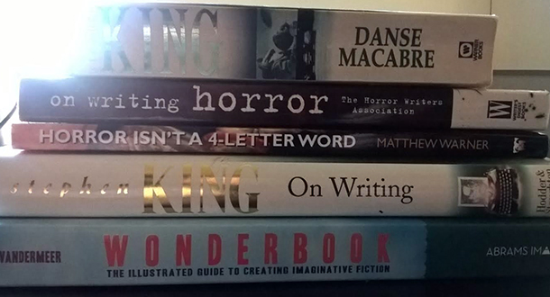 5 great books about the craft of writing litreactor for How to write a craft book