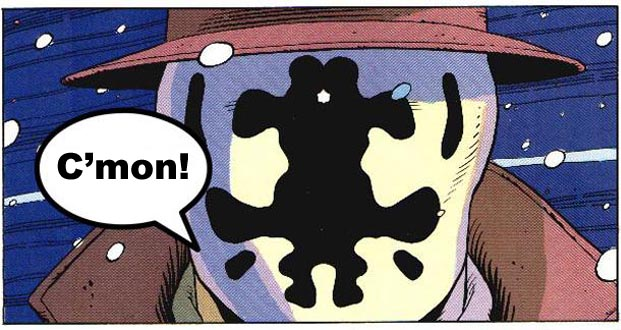 watchmen critical essays Struggling with the themes of alan moore's watchmen we've got the quick and easy lowdown on them here.