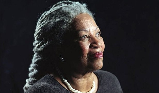 Essays written by toni morrison